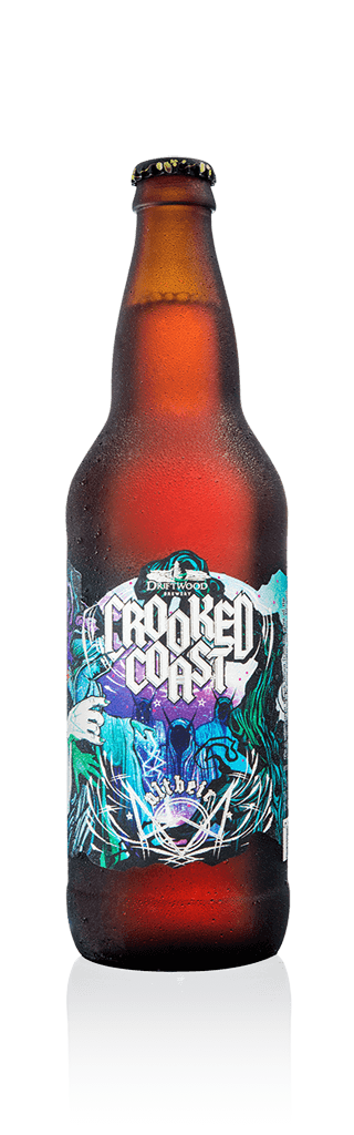 Driftwood Brewery - Crooked Coast